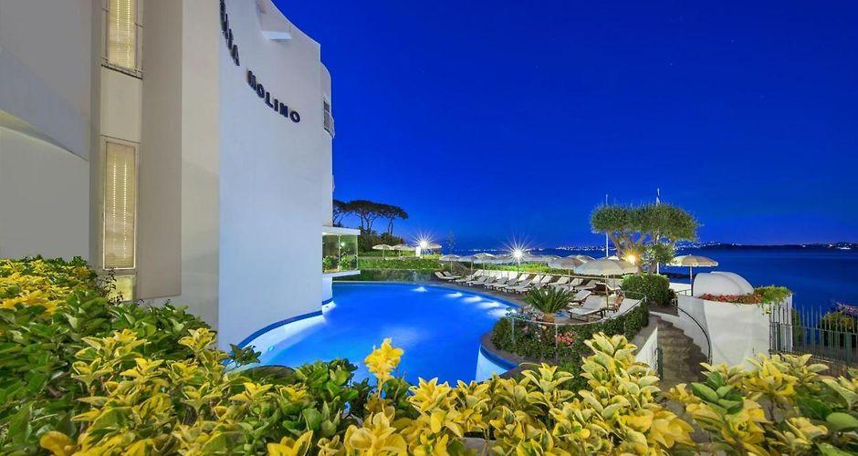 Grand Hotel Punta Molino Ischia Island
